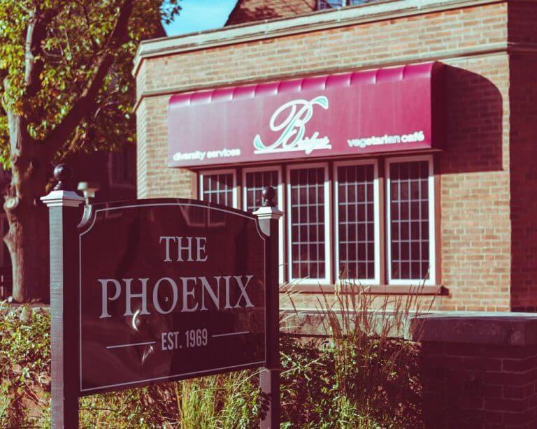 Exterior of The Phoenix
